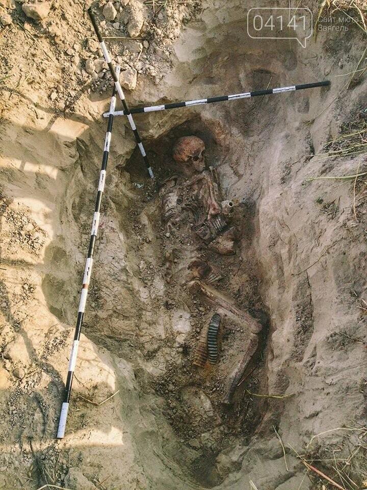 Солдат, рештки якого знайшли на Новоград-Волинщині - уродженець Грузії (ФОТО), фото-1