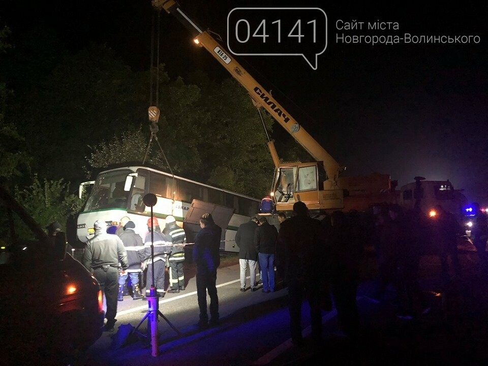 Жертв могло бути більше: Подробиці жахливого ДТП на Новоград-Волинщині в якій загинуло 9 людей, фото-1