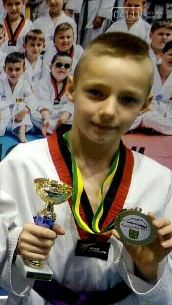 Новоград-волинець здобув перше місце на Міжнародному турнірі з тхеквондо , фото-1
