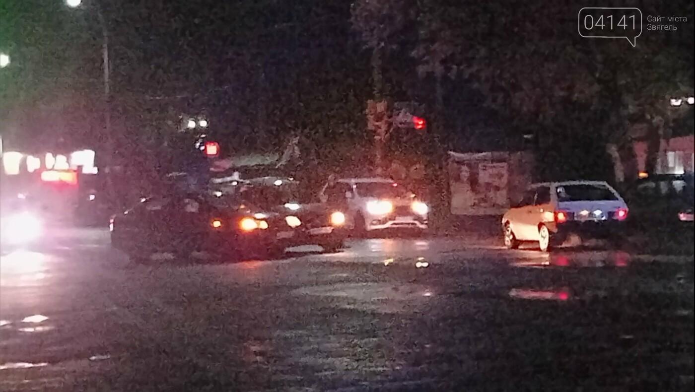 У Новограді біля автовокзала сталася ДТП (ФОТО, ВІДЕО), фото-2