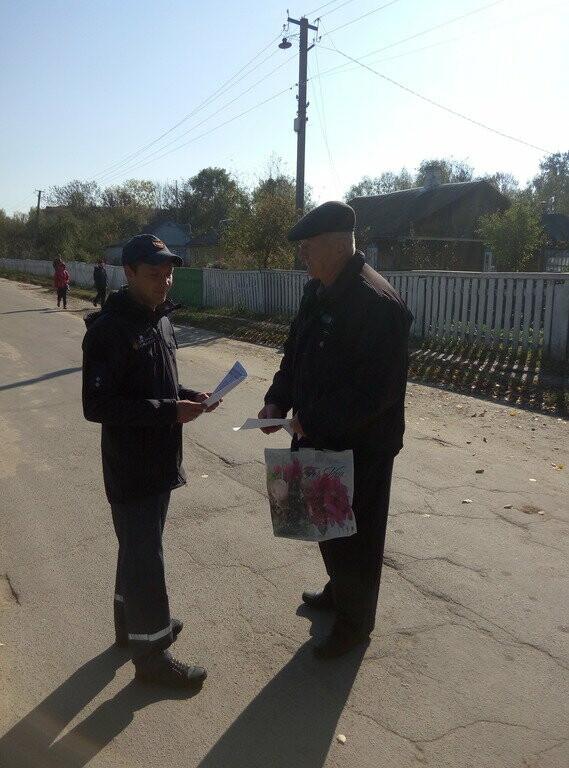Рятувальники проводять роз'яснювальну роботу в Новоград-Волинському районі, фото-1