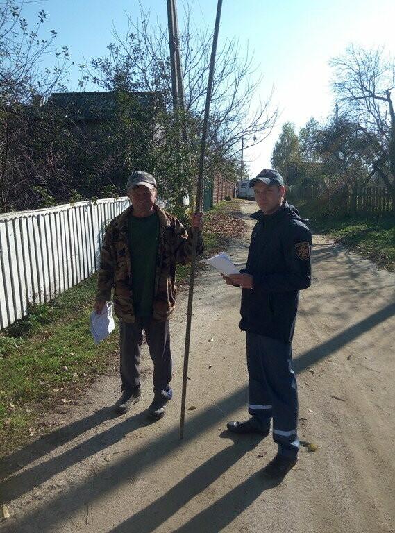 Рятувальники проводять роз'яснювальну роботу в Новоград-Волинському районі, фото-3