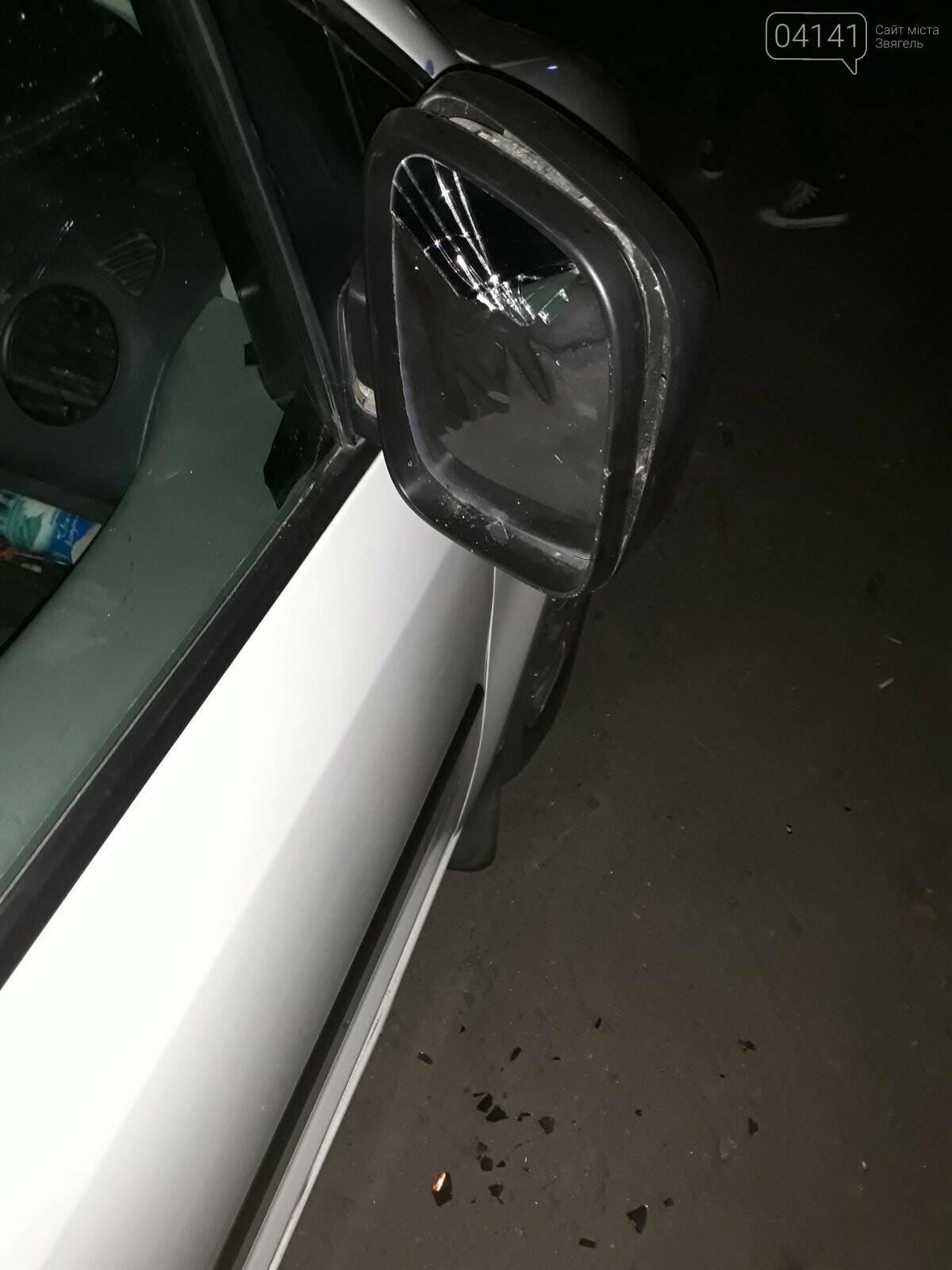 """На """"Болгарах"""" в Новограді авто наїхало на чоловіка (ФОТО, ВІДЕО), фото-3"""