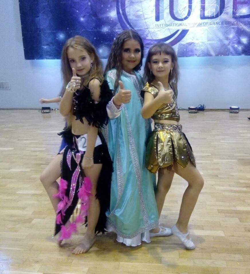 Юні  звягельчанки успішно виступили на чемпіонаті зі східного танцю та привезли додому нагороди, фото-3