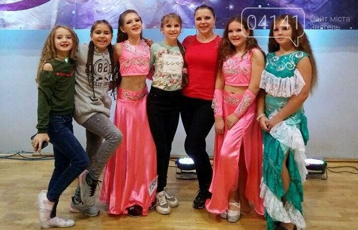 Юні  звягельчанки успішно виступили на чемпіонаті зі східного танцю та привезли додому нагороди, фото-1