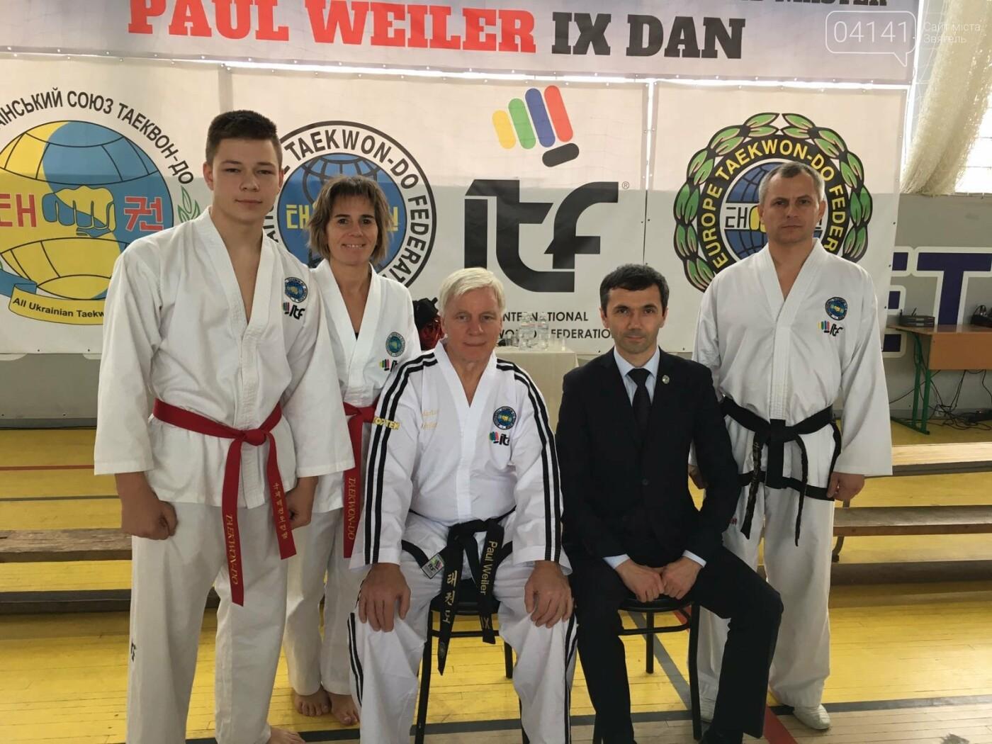 11 медалей здобули звягельчани на «Кубку Всеукраїнського Союзу Таеквон - До» в Житомирі (ФОТО, ВІДЕО), фото-1