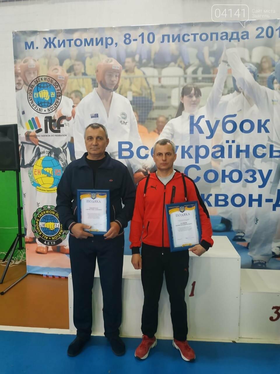 11 медалей здобули звягельчани на «Кубку Всеукраїнського Союзу Таеквон - До» в Житомирі (ФОТО, ВІДЕО), фото-6