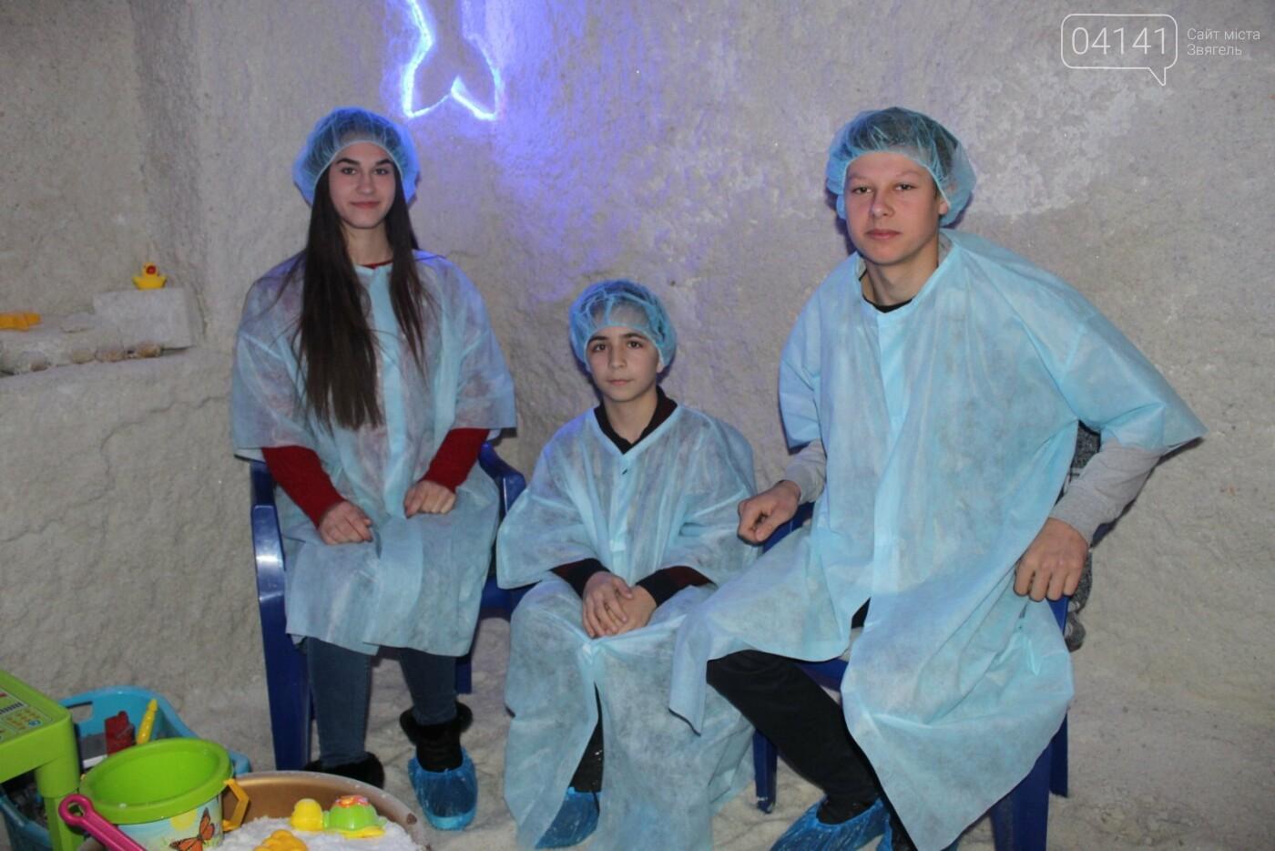Дихайте глибше: Як працює соляна кімната у Новограді-Волинському і для чого вона потрібна, фото-2