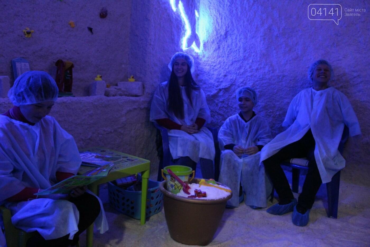 Дихайте глибше: Як працює соляна кімната у Новограді-Волинському і для чого вона потрібна, фото-4