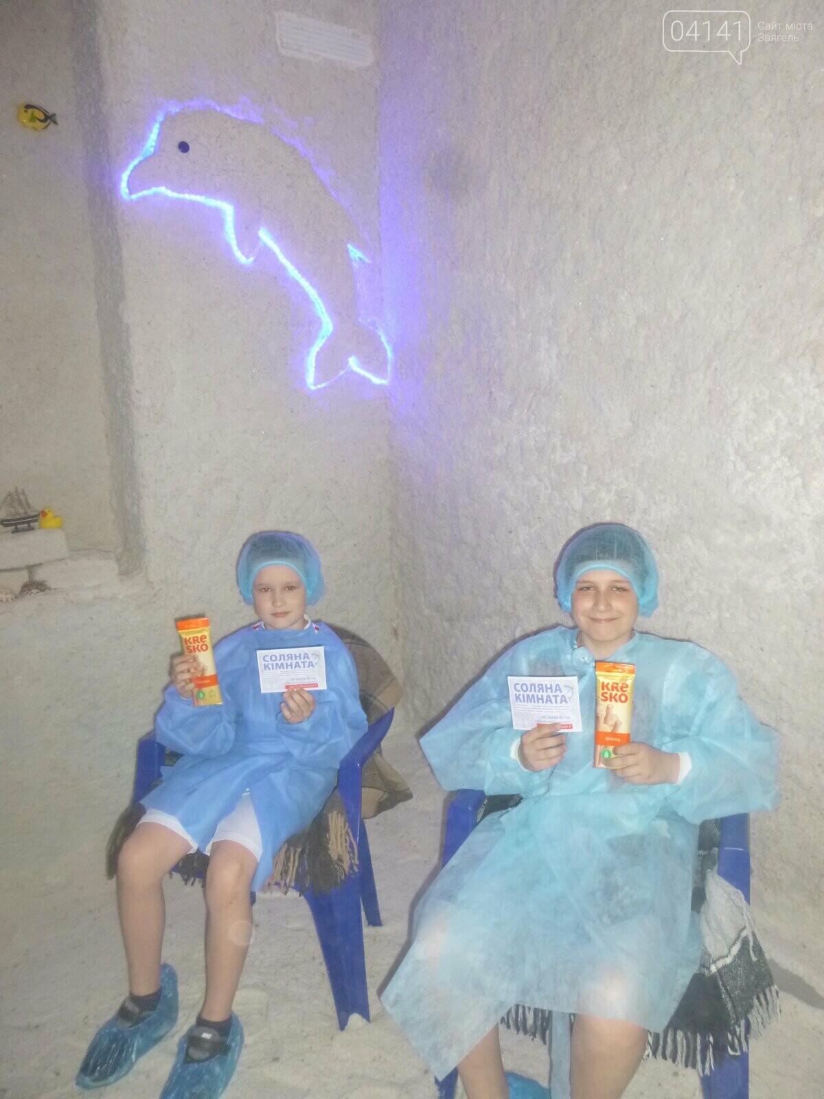 Дихайте глибше: Як працює соляна кімната у Новограді-Волинському і для чого вона потрібна, фото-3