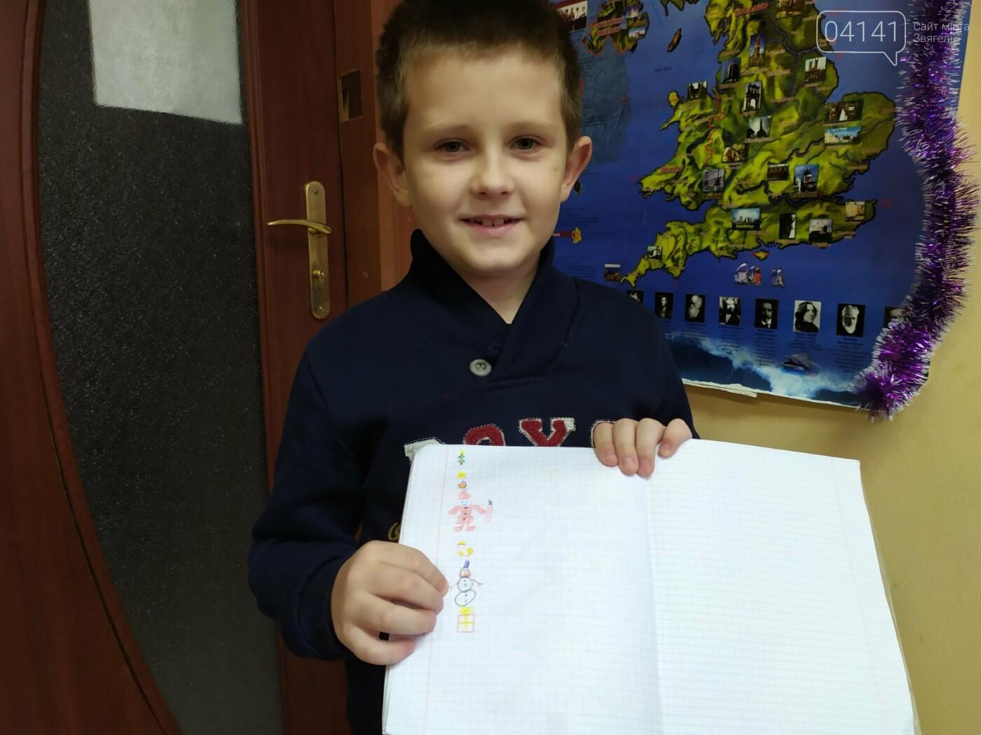 Щасливого Різдва: Новоград-волинські діти пізнавали традицію англомовних країн, фото-10