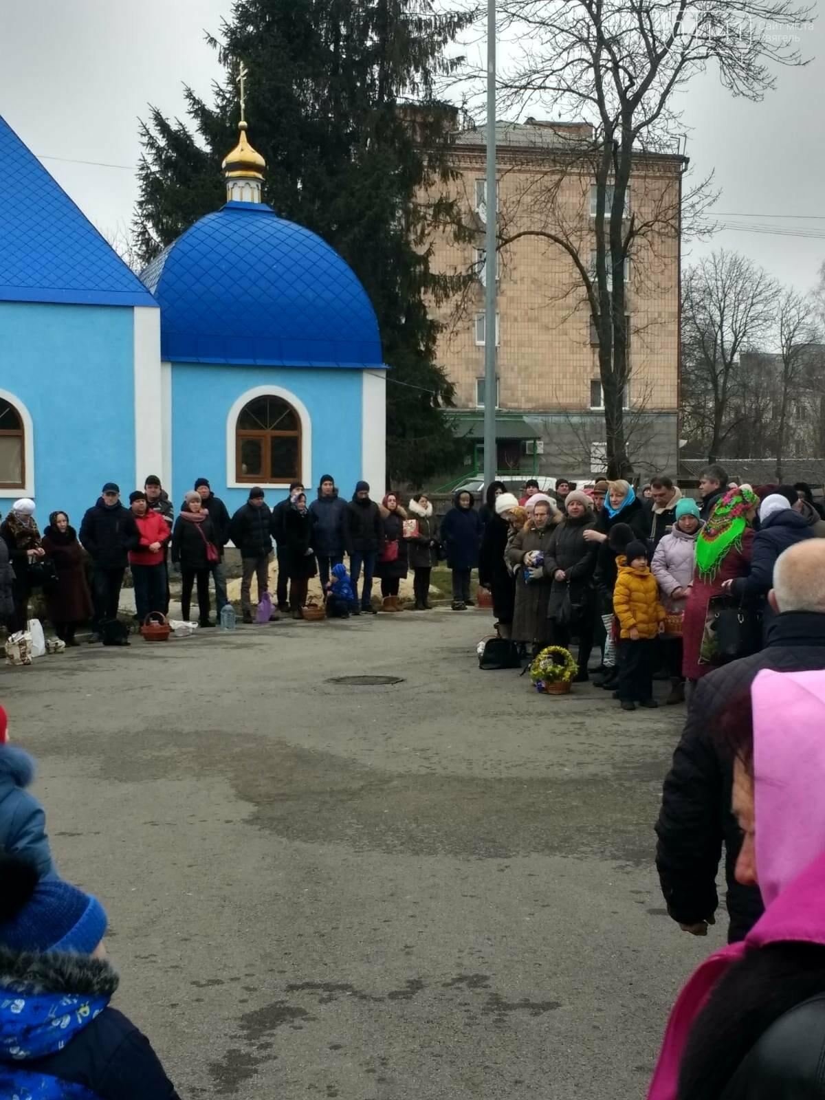 Сьогодні новоград-волинці святкують Водохреща , фото-3