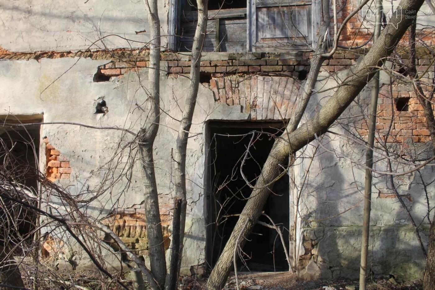 Вітер гуляє: Як сьогодні виглядає найстаріша будівля Новограда-Волинського (ФОТОРЕПОРТАЖ), фото-9