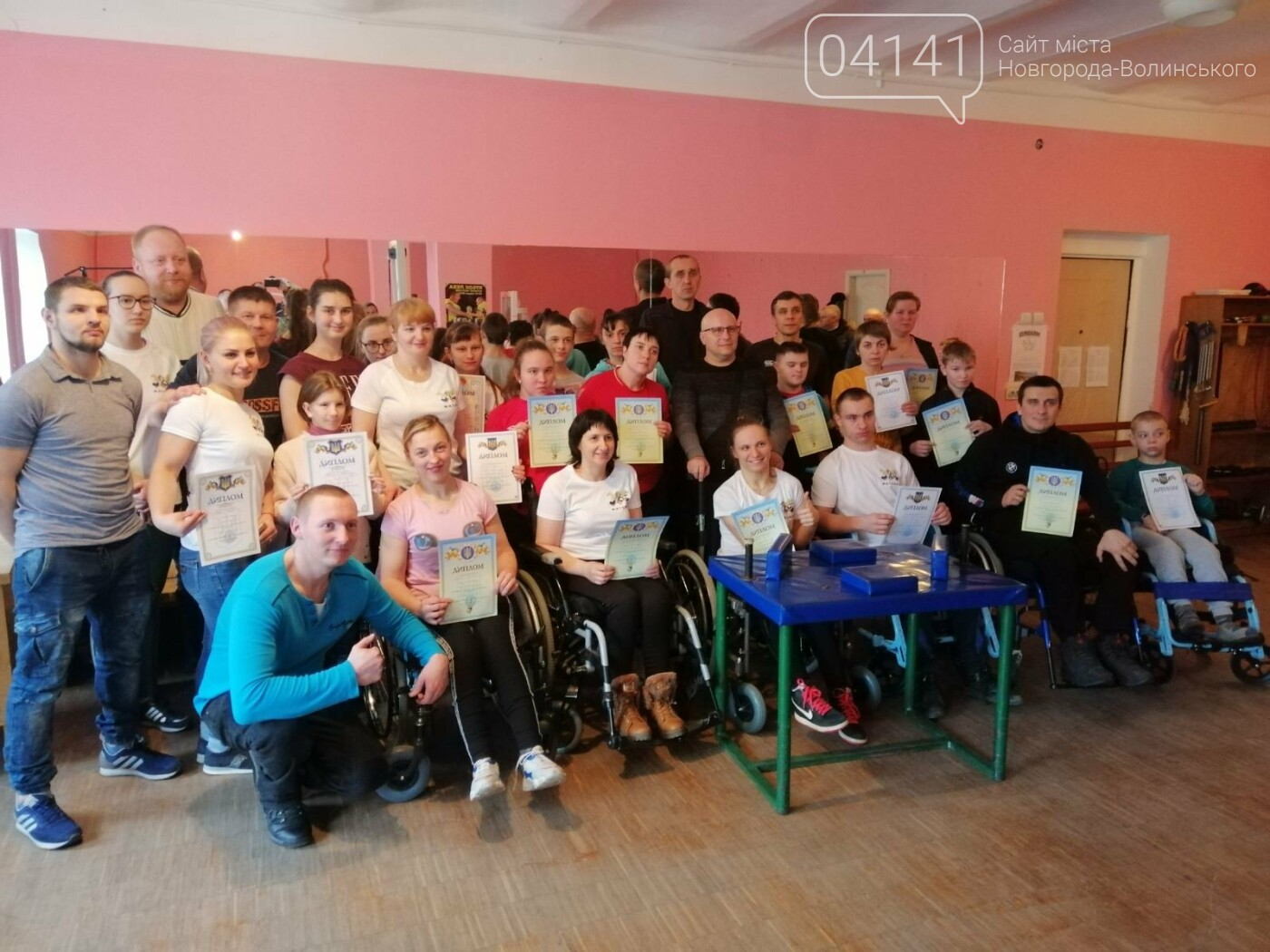 Як у Новограді проходив чемпіонат з армспорту серед людей з інвалідністю (ФОТО, ВІДЕО), фото-13