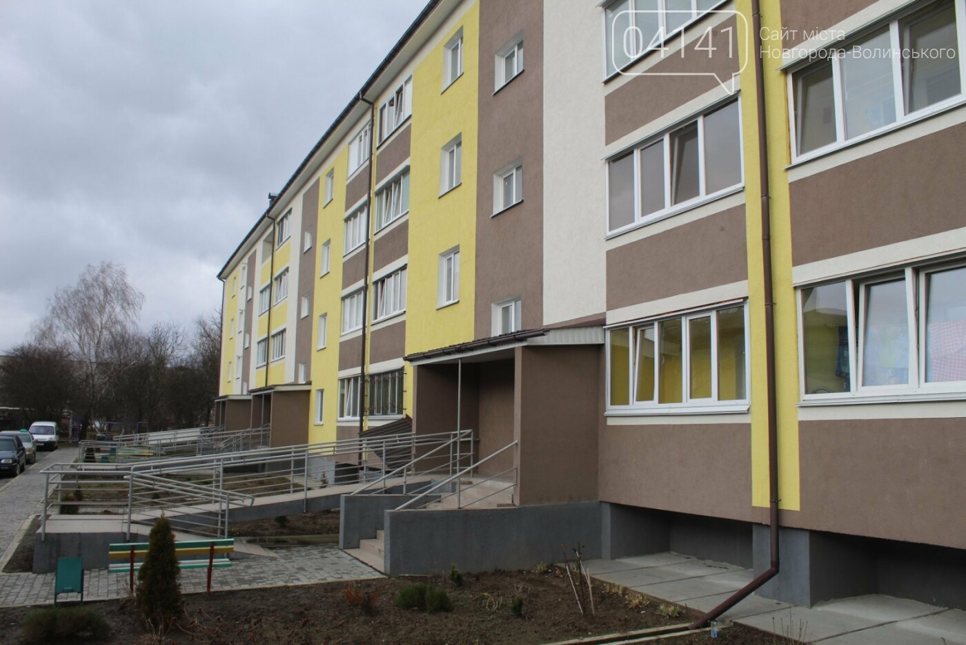Як виглядають новобудови Новограда-Волинського (ФОТОРЕПОРТАЖ), фото-7