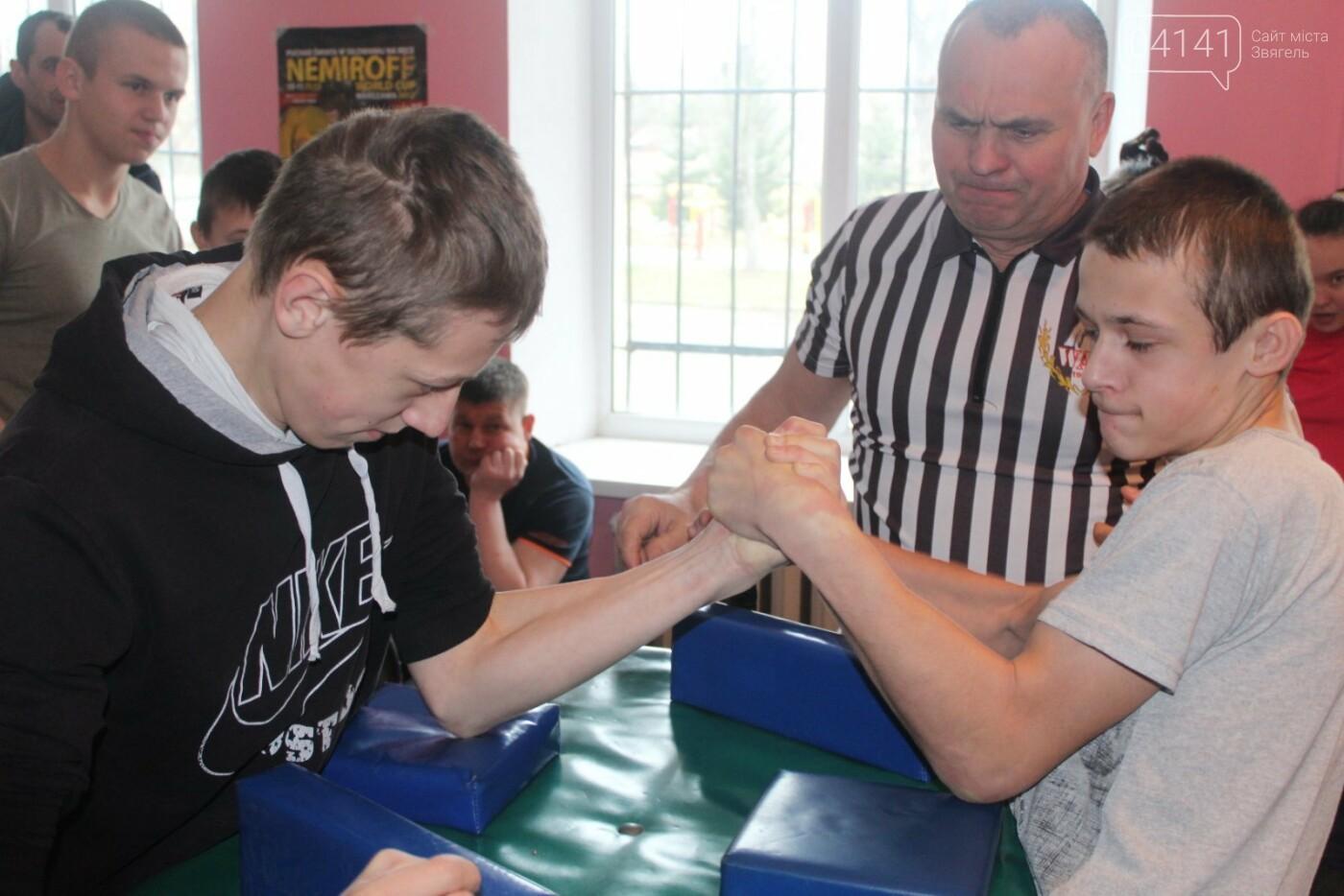 Як у Новограді проходив чемпіонат з армспорту серед людей з інвалідністю (ФОТО, ВІДЕО), фото-4