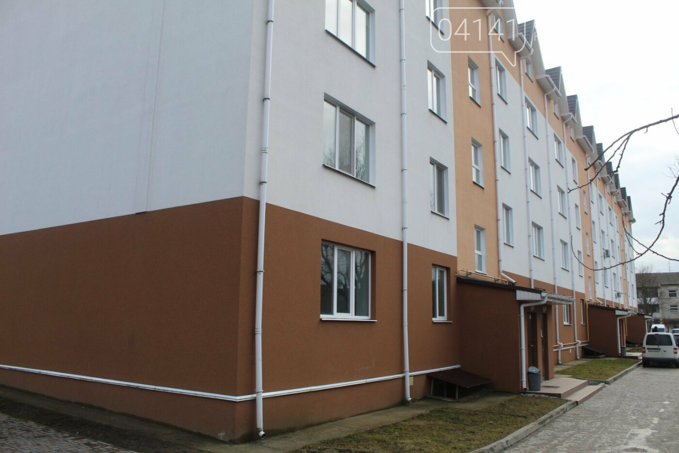 Як виглядають новобудови Новограда-Волинського (ФОТОРЕПОРТАЖ), фото-5