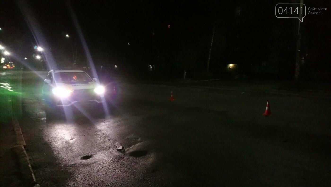 У Новограді автомобіль збив пішохода, який перебігав дорогу в недозволеному місці (ФОТО, ВІДЕО), фото-3