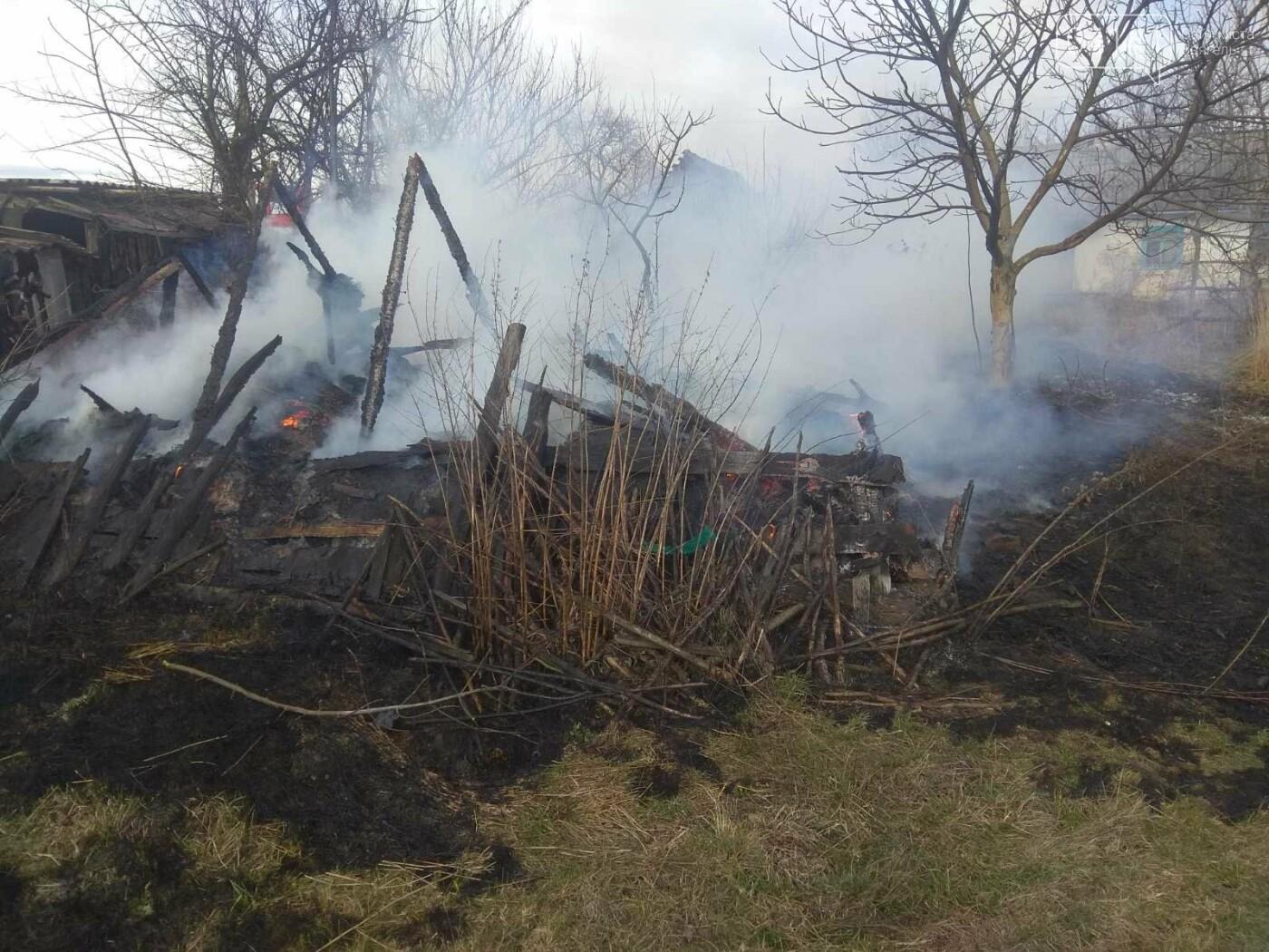На Новоград-Волинщині сталося дві пожежі (ФОТО З МІСЦЯ ПОДІЇ), фото-4