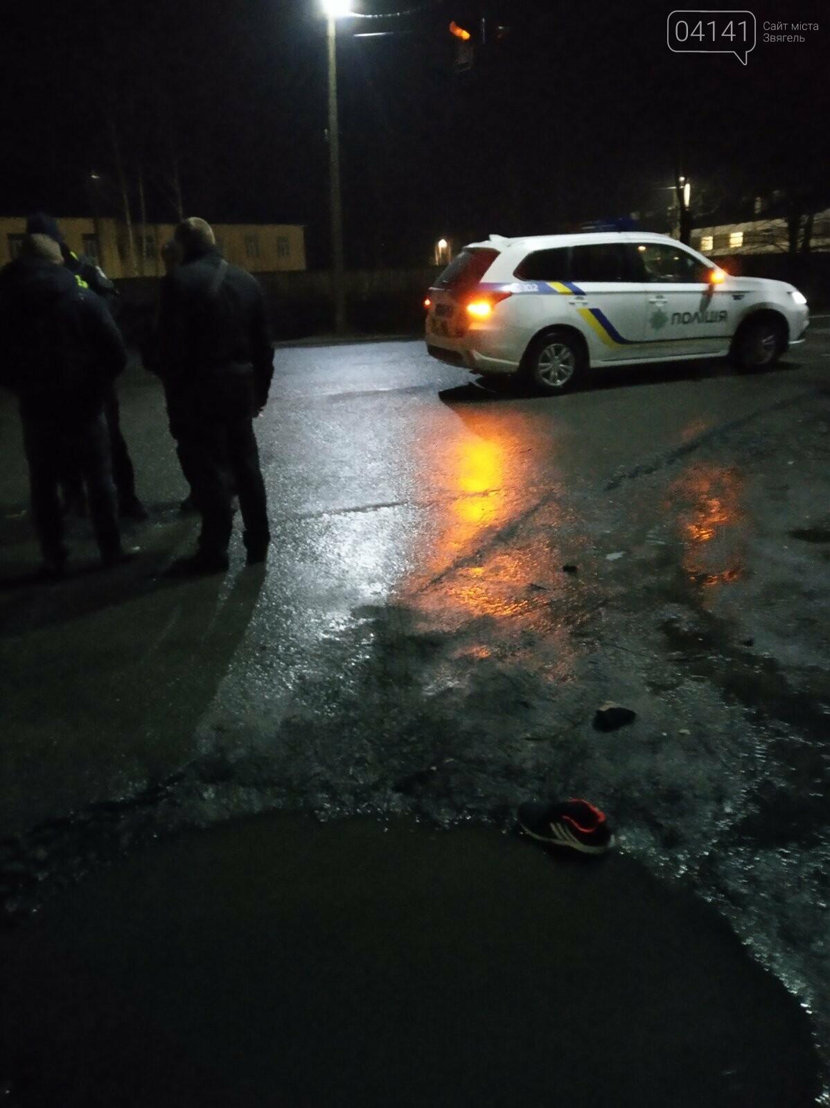У Новограді водій збив насмерть хлопця та втік з місця пригоди (ФОТО, ВІДЕО з місця ДТП), фото-3
