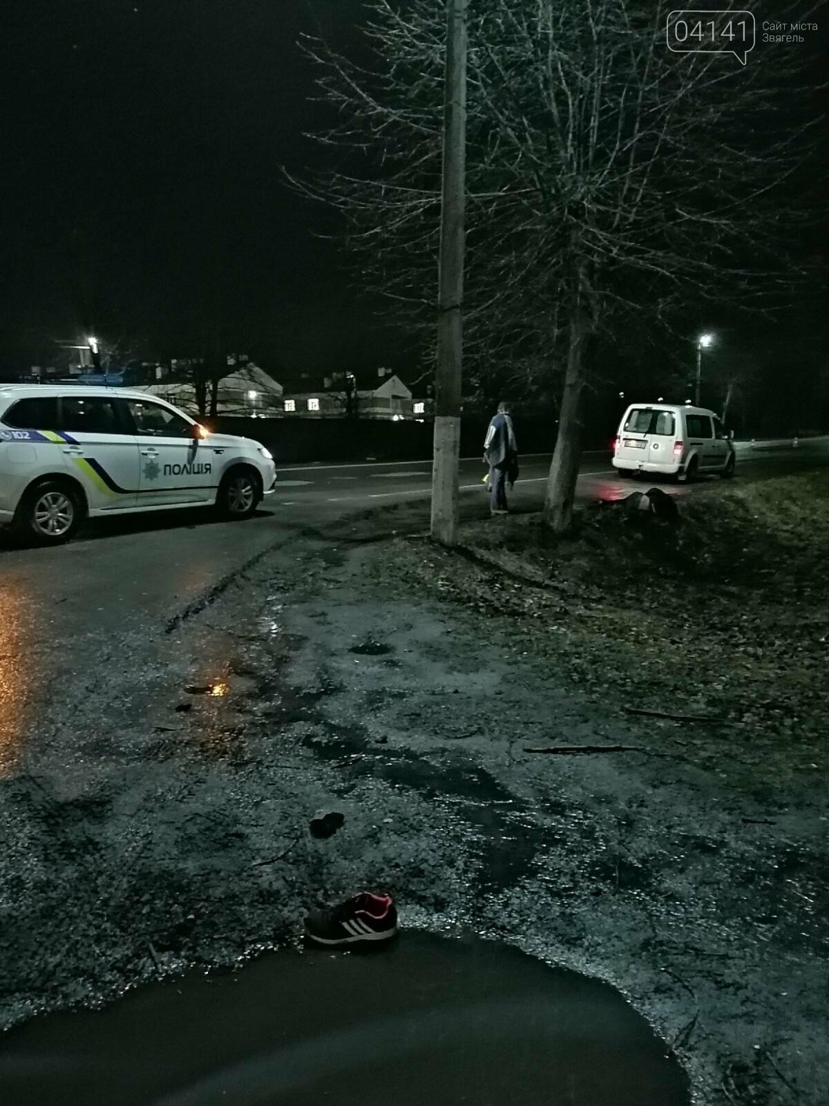 У Новограді водій збив насмерть хлопця та втік з місця пригоди (ФОТО, ВІДЕО з місця ДТП), фото-6