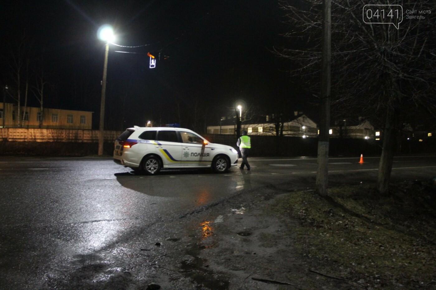 У Новограді водій збив насмерть хлопця та втік з місця пригоди (ФОТО, ВІДЕО з місця ДТП), фото-8