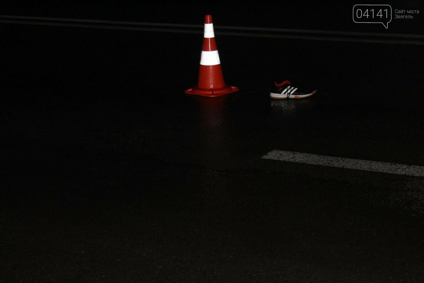 У Новограді водій збив насмерть хлопця та втік з місця пригоди (ФОТО, ВІДЕО з місця ДТП), фото-9