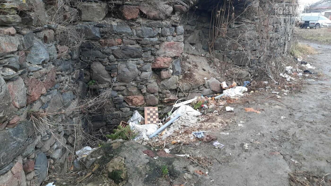 Як в Новограді проходить толока з прибирання сміття біля Фортеці (ФОТО), фото-1