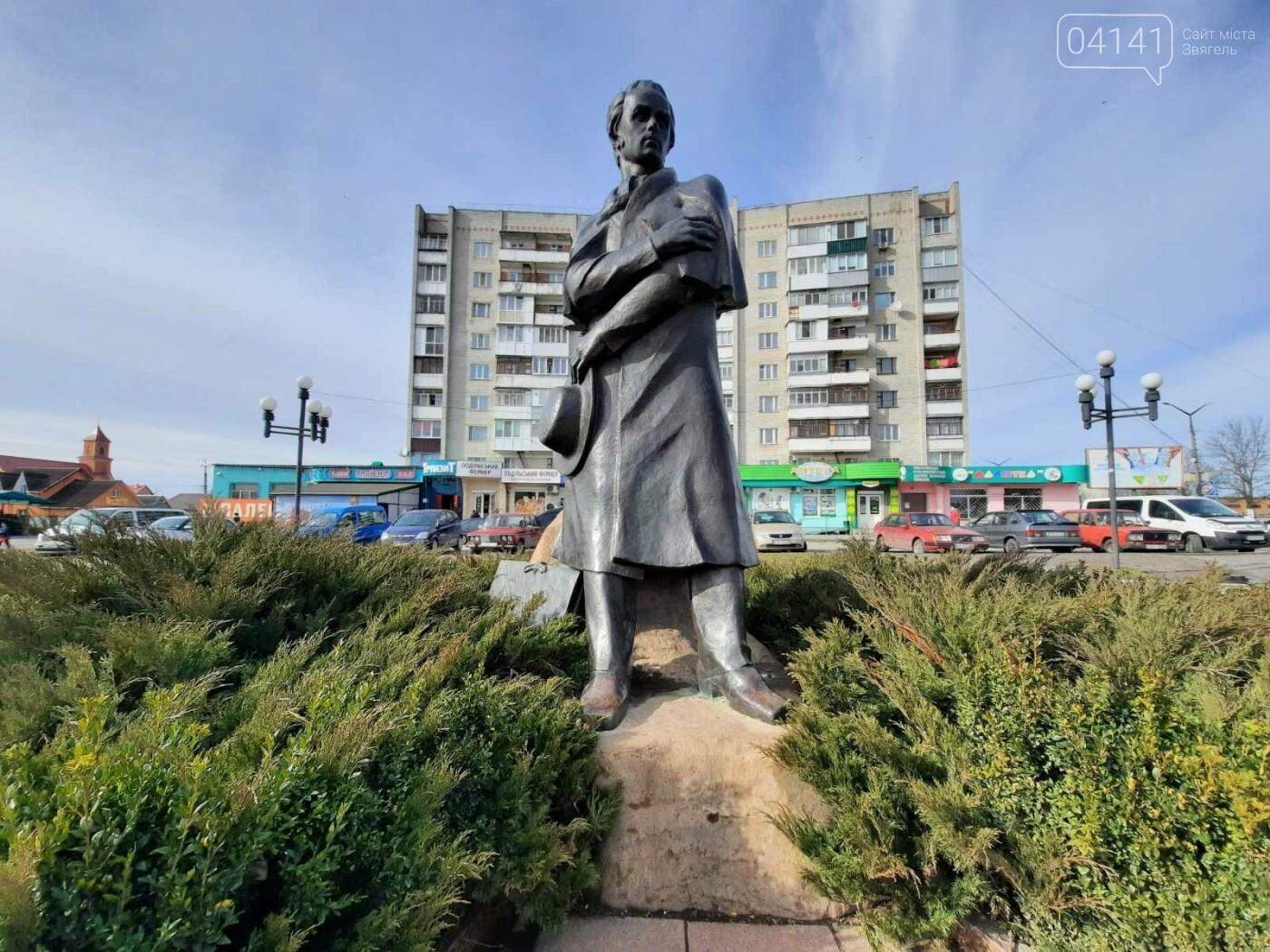 ТОП найкращих пам'ятників Новограда-Волинського (ФОТО), фото-2
