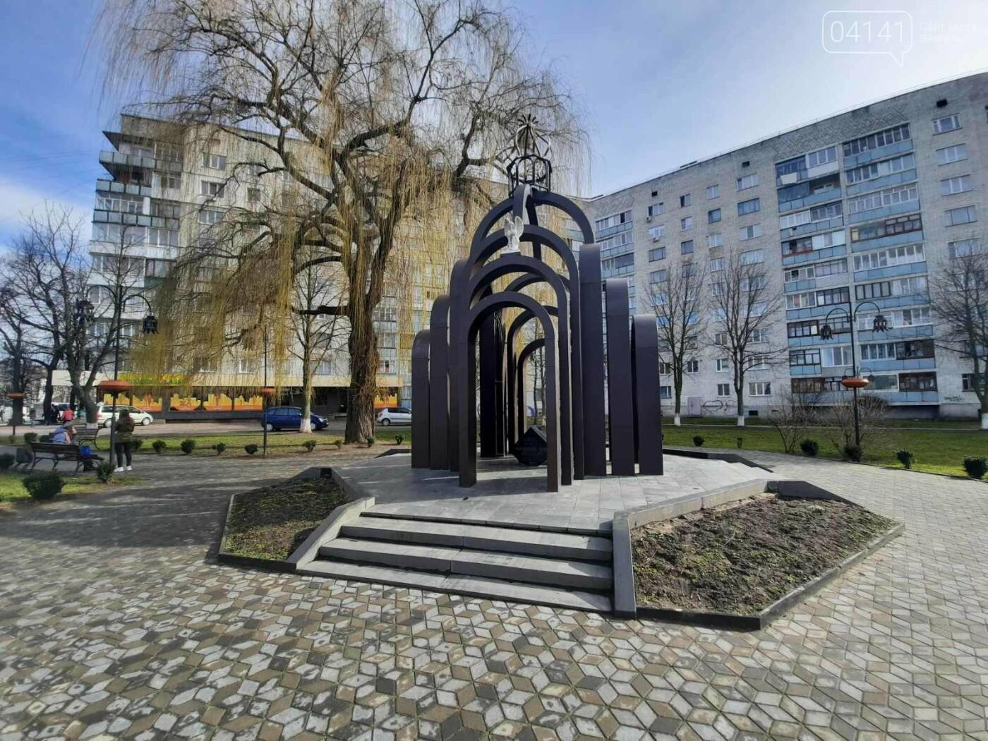 ТОП найкращих пам'ятників Новограда-Волинського (ФОТО), фото-3
