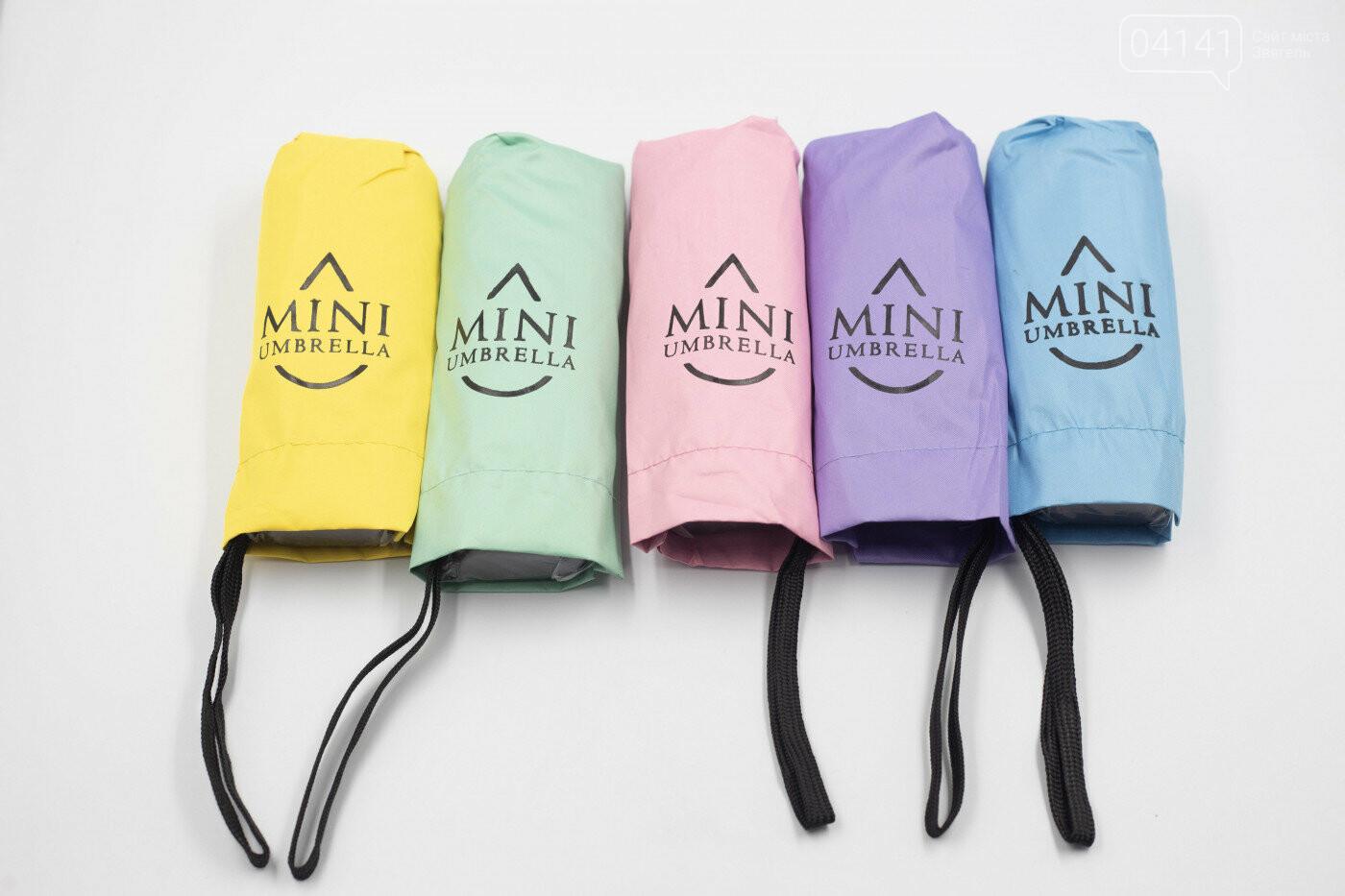 Міні-парасолька - новинка, яка підкорить кожного, фото-2