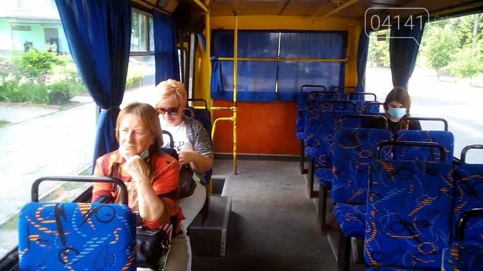 У Новограді-Волинському проводяться рейдові обстеження роботи громадського транспорту, фото-1