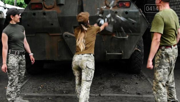 На Житомирщині знімають кіно про 30-ту бригаду ім. Князя Острозького, фото-1