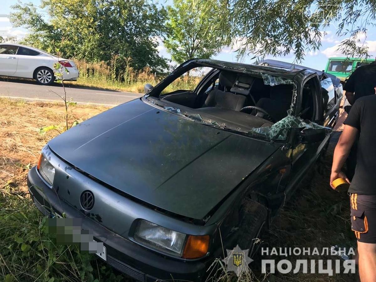 У Новоград-Волинському районі сталася ДТП з шістьма потерпілими , фото-1