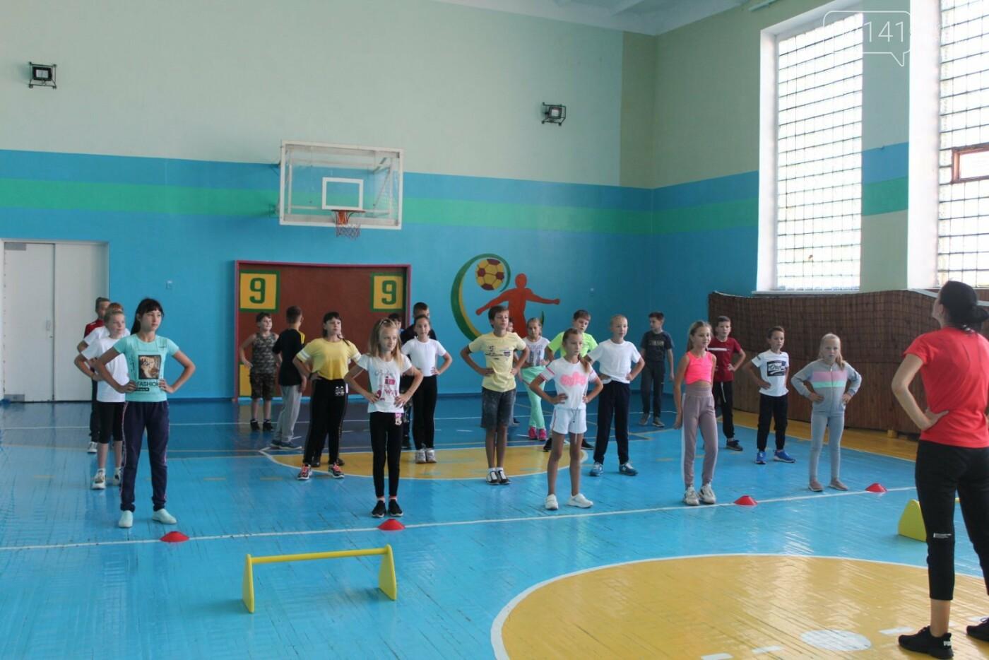 Веселі старти: Як у ліцеї №1 у Новограді проходять уроки фізкультури (ФОТО, ВІДЕО), фото-2