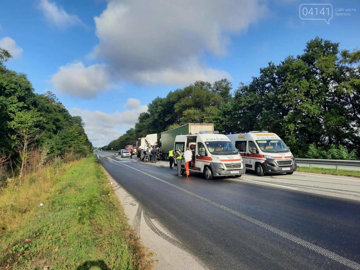 Смертельна ДТП на Новоград-Волинщині: Фото-, Відеорепортаж з місця пригоди (+18), фото-10