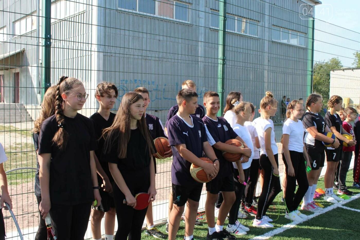 У Новограді відкрили  міні-футбольне поле зі штучним покриттям (ФОТО, ВІДЕО), фото-8