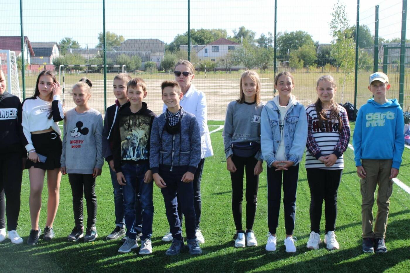 У Новограді відкрили  міні-футбольне поле зі штучним покриттям (ФОТО, ВІДЕО), фото-7