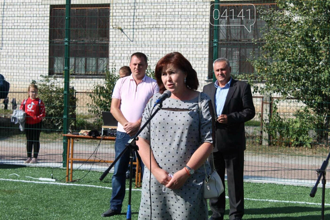 У Новограді відкрили  міні-футбольне поле зі штучним покриттям (ФОТО, ВІДЕО), фото-2