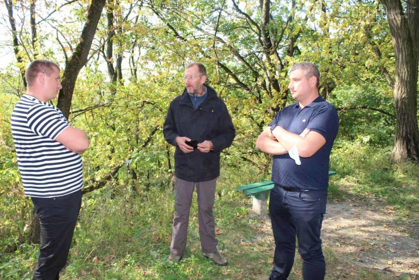 Новоград-волинські волонтери допомагають археологам, які роблять унікальні відкриття в районі, фото-1
