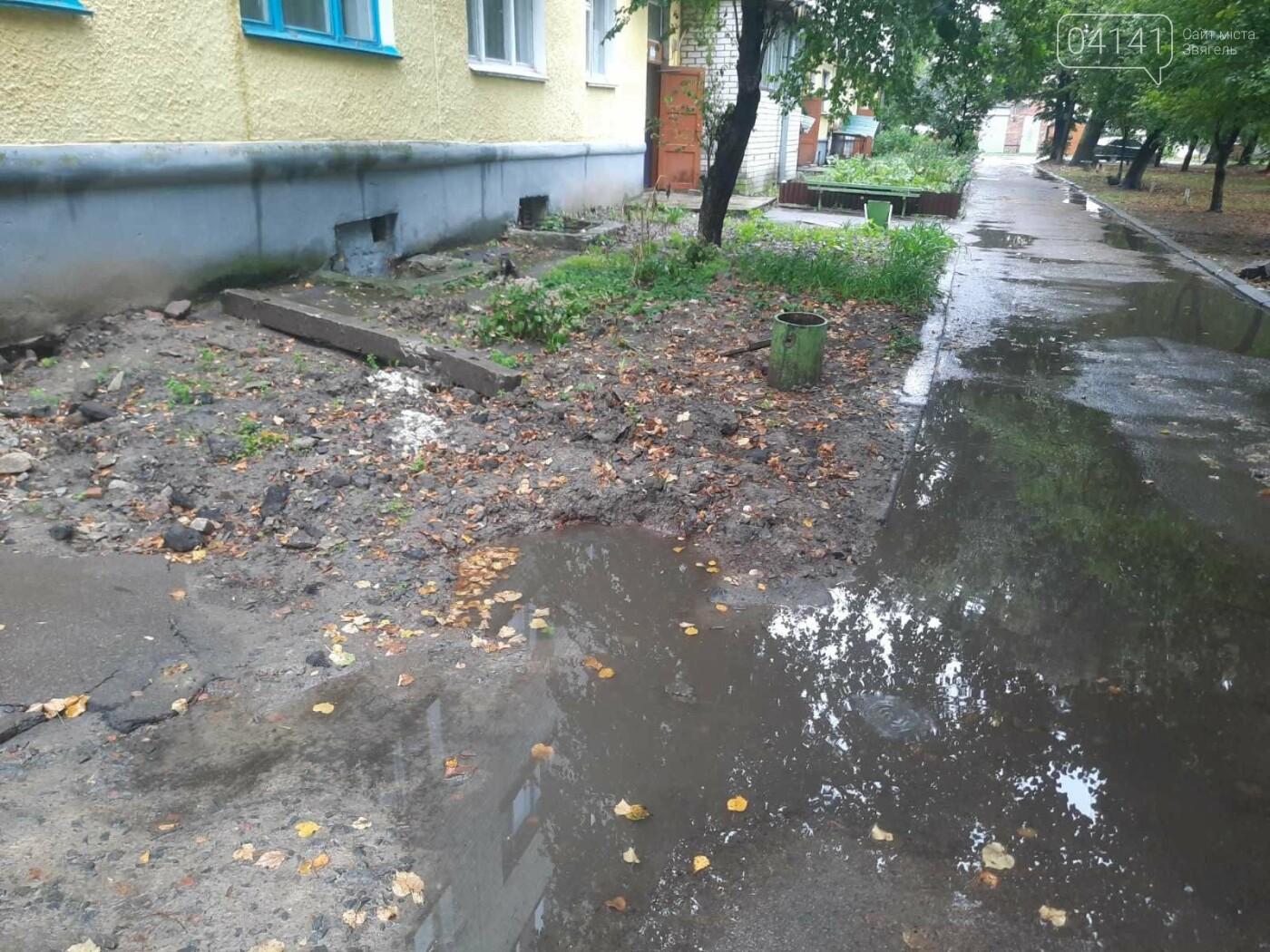 Танком не проїдеш: Жителі будинку по вулиці Пушкіна про благоустрій їх дому, фото-7