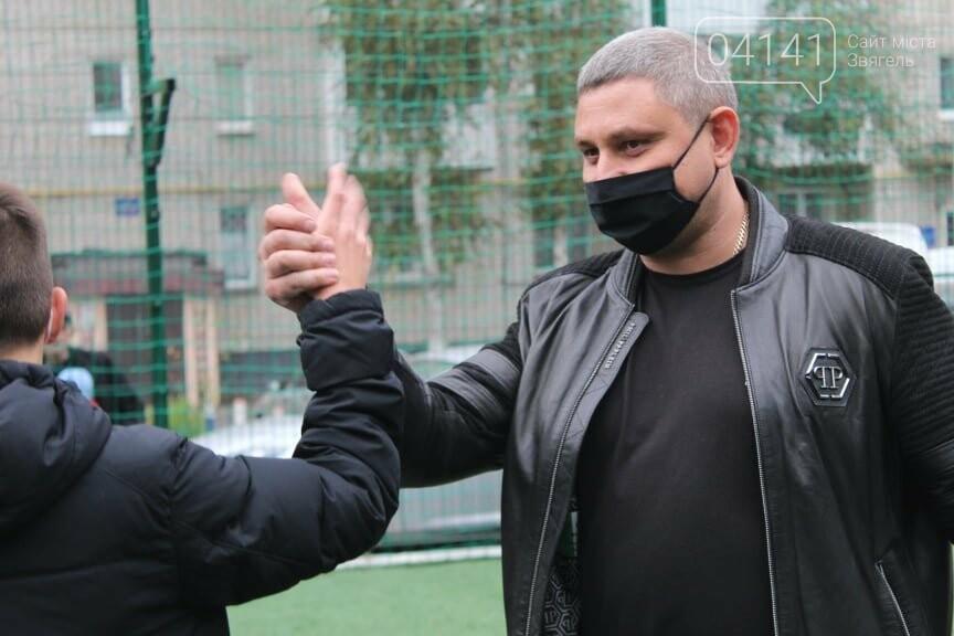 Турнір з дворового міні-футболу відбувся у Новограді-Волинському, фото-7