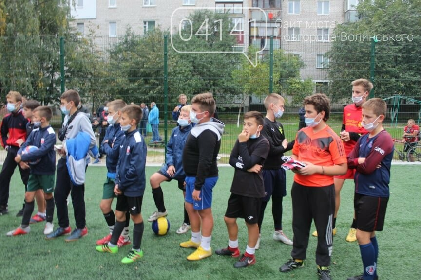 Турнір з дворового міні-футболу відбувся у Новограді-Волинському, фото-2