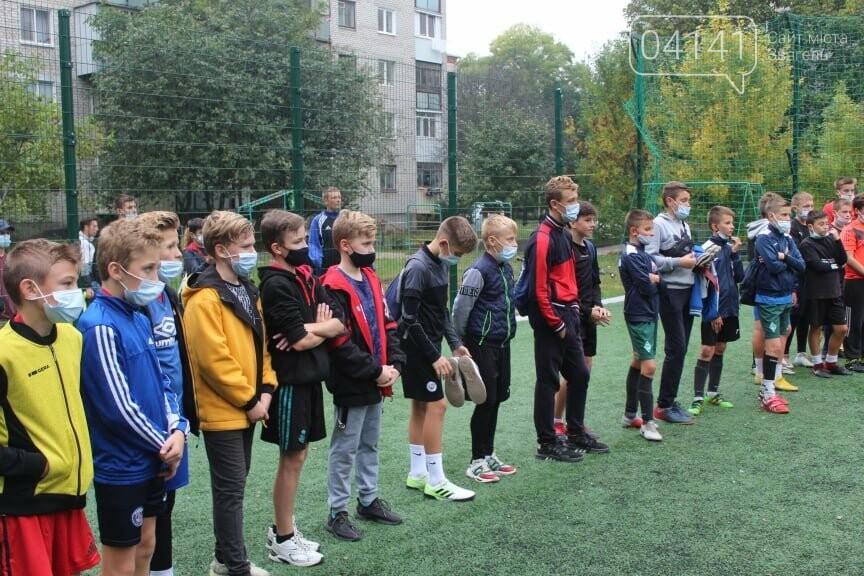 Турнір з дворового міні-футболу відбувся у Новограді-Волинському, фото-1