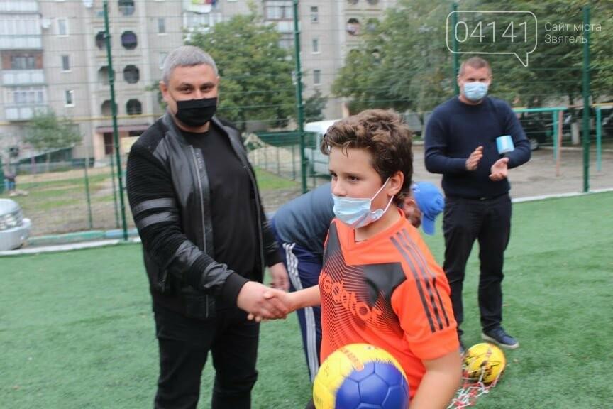 Турнір з дворового міні-футболу відбувся у Новограді-Волинському, фото-6