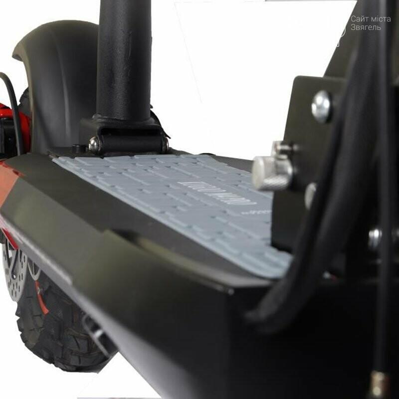Реальна знижка до чорної п'ятниці не електросамокат Kugoo M4 Pro 2020, фото-6