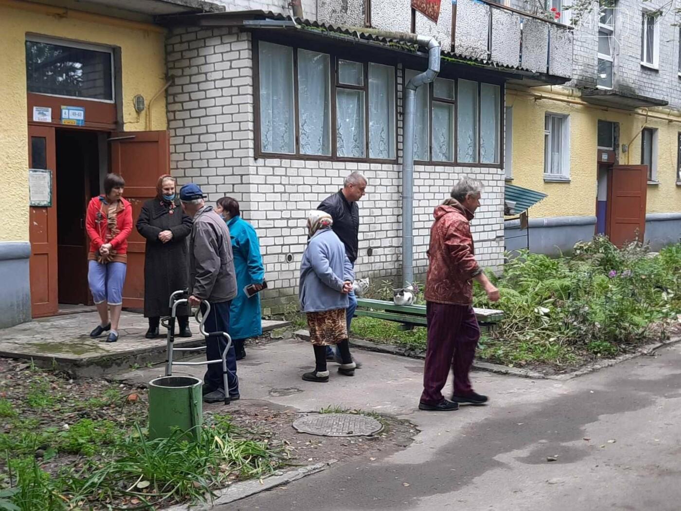 """""""Камінь зрушено з місця"""": Проблема жителів Пушкіна у Новограді вирішується, фото-5"""