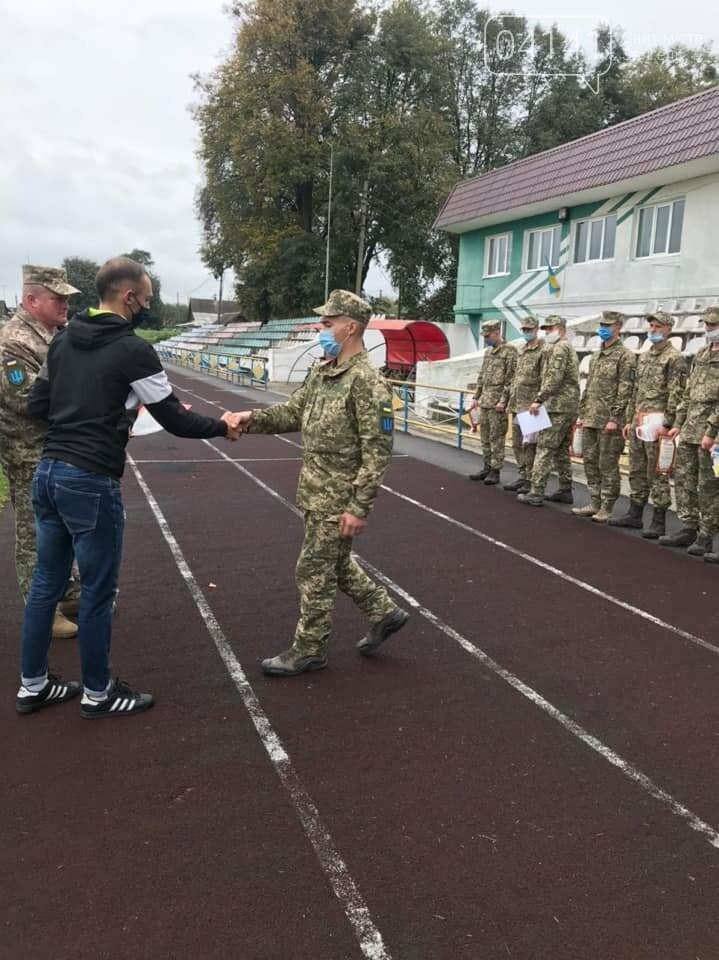 У Новограді провели «Козацькі забави» для учасників війни на сході, фото-5