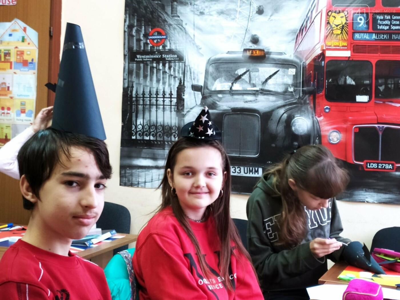 """Хеловін: Як юні звягельчани з """"Болгарбуду"""" пізнають традиції англомовного світу (ФОТО), фото-1"""