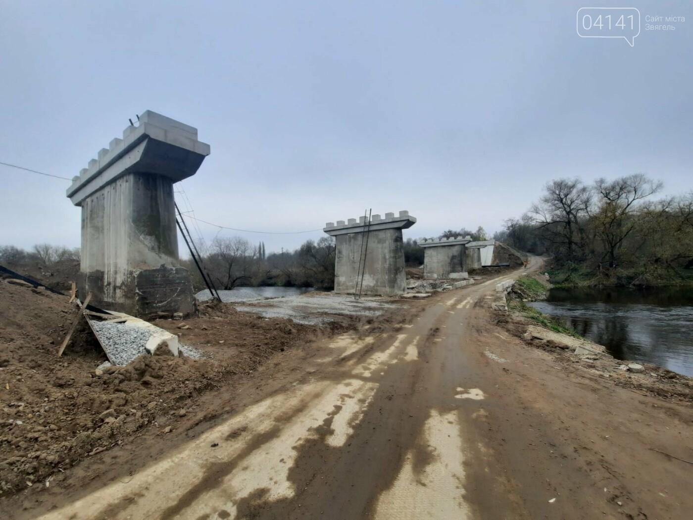 """""""Чижівський міст"""": Як ведеться будівництво моста через річку Случ (ФОТО, ВІДЕО), фото-10"""